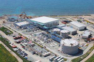 تصفیه آب صنعتی دریا
